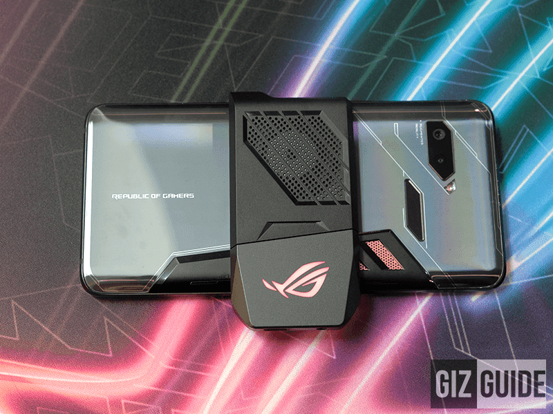 Computex 2018: ASUS ROG phone with over 300K AnTuTu score announced!