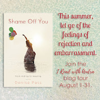 Sign-up for the Shame on You blog tour
