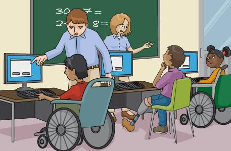 Manual de ayuda para personas con discapacidad by