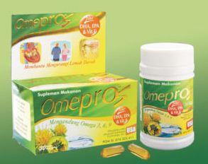 efek samping omepros
