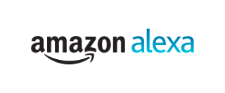 image of amazon alexa logo