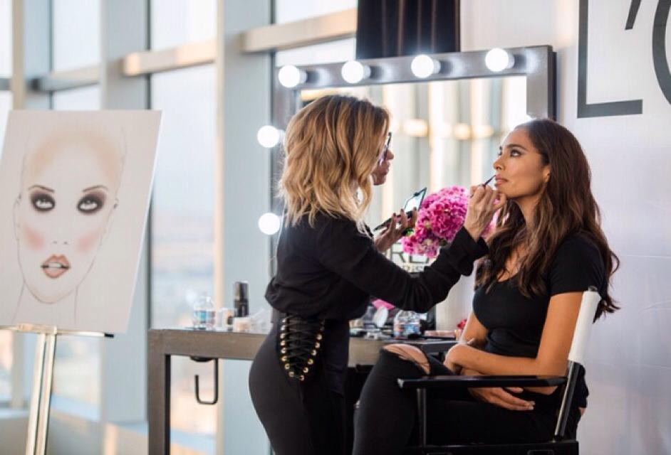 Master Makeup Class with L'Oréal