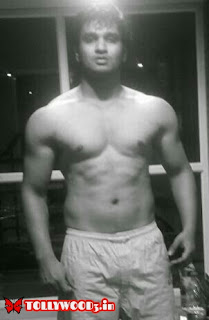 Nikhil six pack body