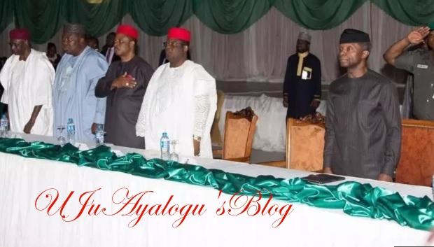 Your meeting with Igbo leaders is 'senseless, useless' – IPOB attacks Osinbajo