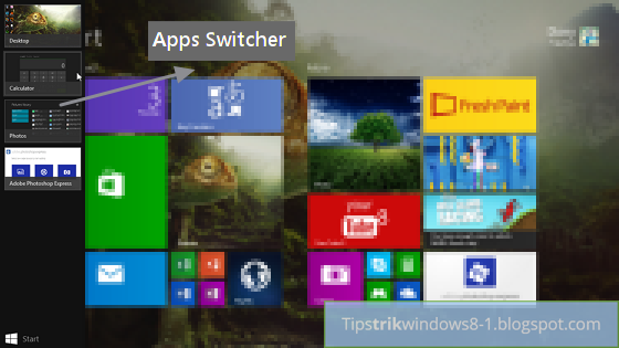 apps switcher di windows 8.1 cara menghilangkan apps switcher di windows 8.1