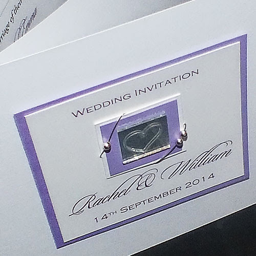 Handmade Wedding Invitations - Jura Design