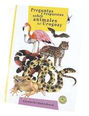 Haberkorn, libro infantil, fauna del Uruguay