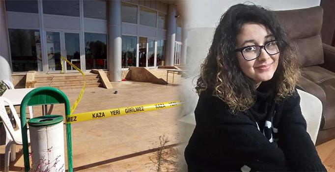 Tıp öğrencisi fakülte çatısından ölüme atladı!