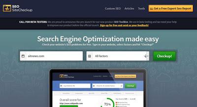 فحص مدى توافق موقعك مع محركات البحث و كشف اخطاء السيو
