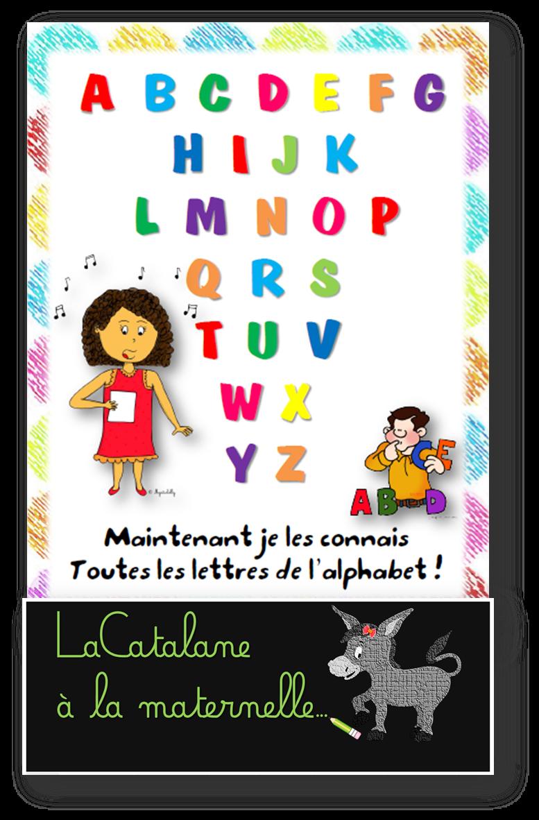 """LaCatalane à la maternelle...: Comptine : """"La chanson de l ..."""