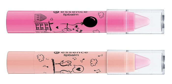 essence the lovely little things lip balm