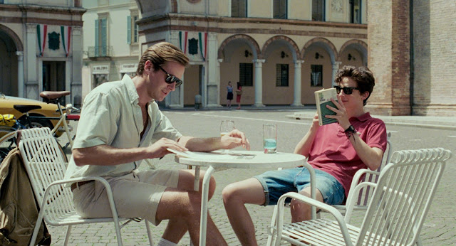 Review Call Me by Your Name 1