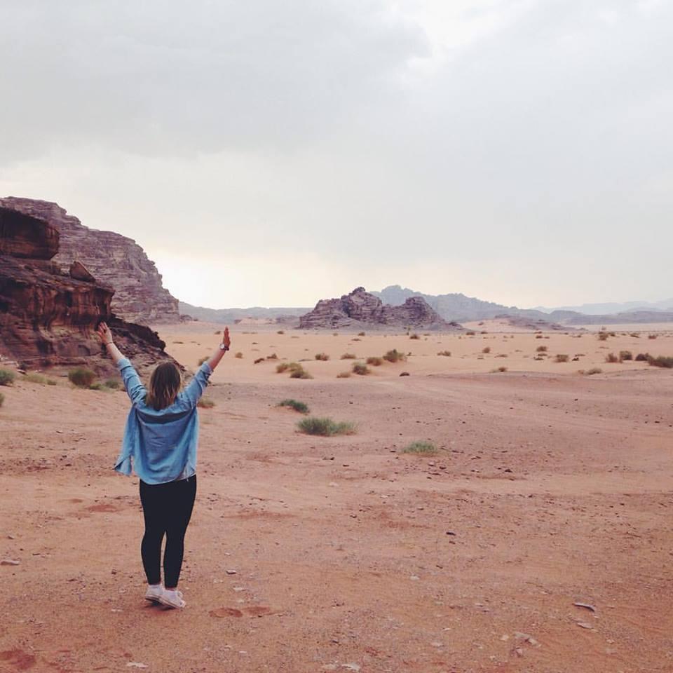 Desert Life   Wadi Rum