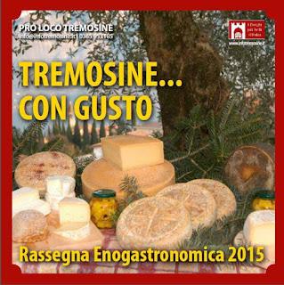 Tremosine con Gusto dal 15 Ottobre al 10 Dicembre Tremosine (BS)