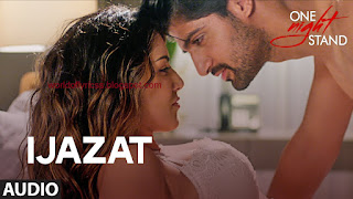 Lyrics of song ijazat