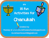 35 Fun Activities for Chanukah!