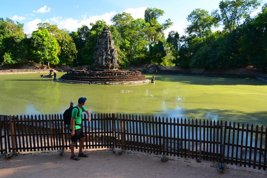 świątynia Neak Pean, Angkor