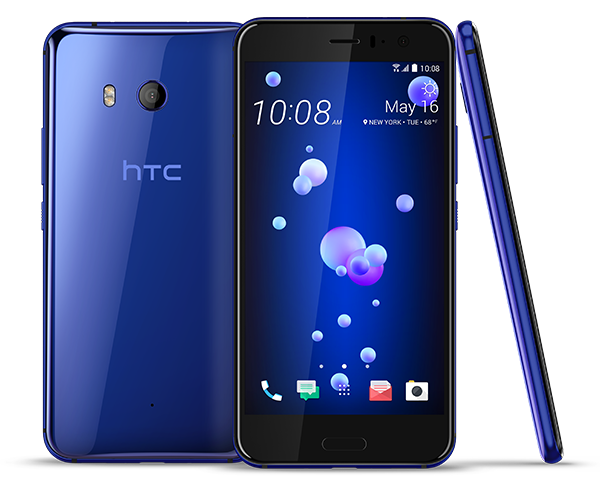 HTC U 11 is the newest flagship smartphone of 2017