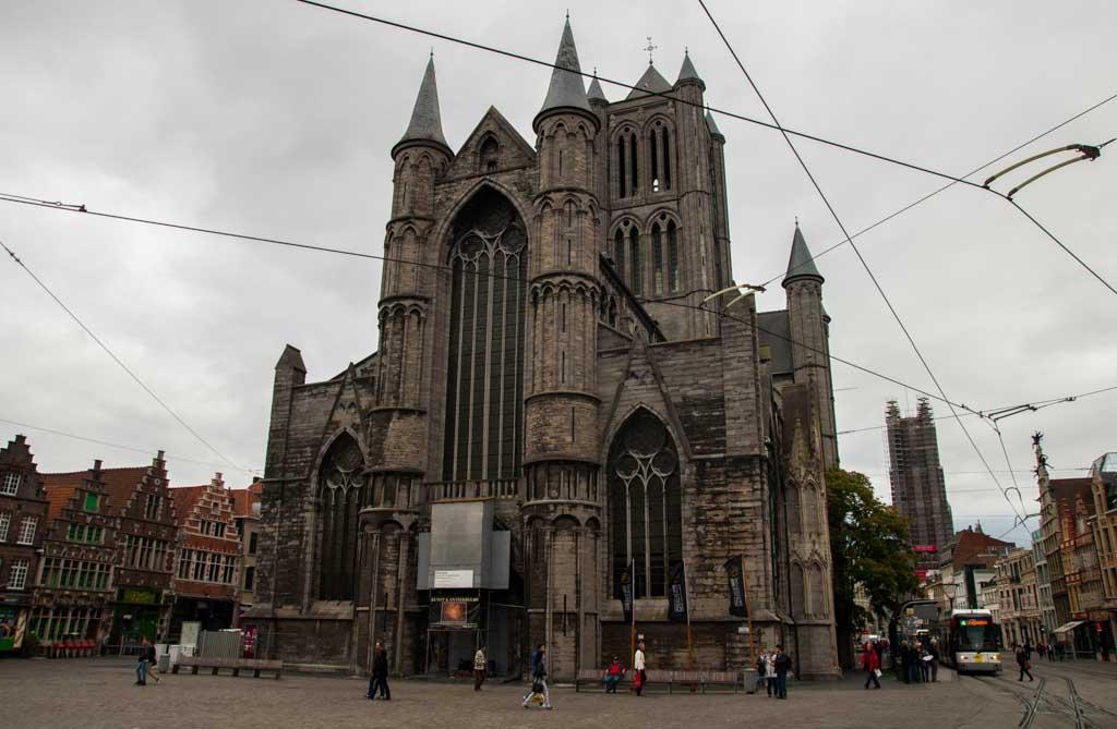 iglesia de San Nicolás Gante