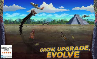 Death Worm Mod apk 1.65 ( All Unlocked ) Full version