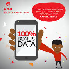double data bonus offer on mtn, airtel, glo and 9mobile - Mastergblog