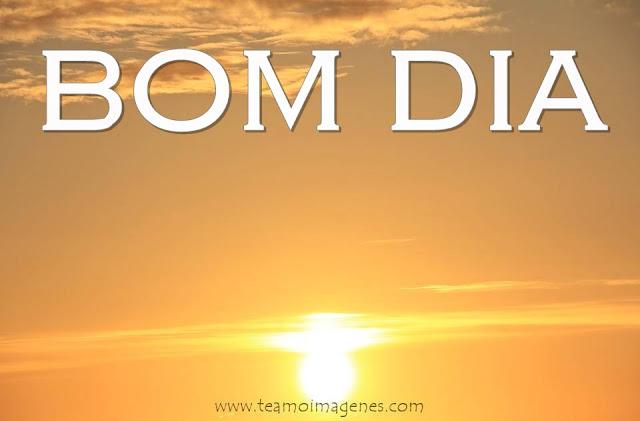 Imágenes de buenos dia en português