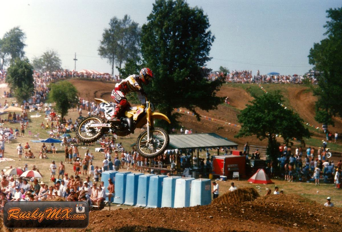 Ezra Lusk - Red Bud 1996