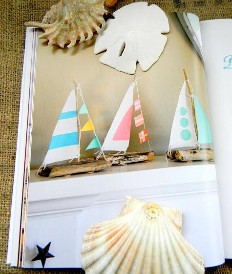 Coastal Crafts Book Review
