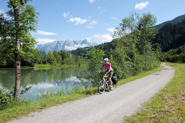 itinerari in bici austria