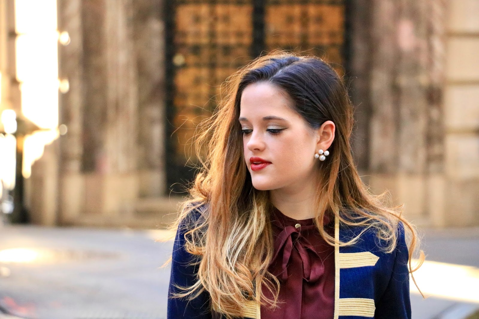 Nyc beauty blogger Kathleen Harper's holiday makeup ideas