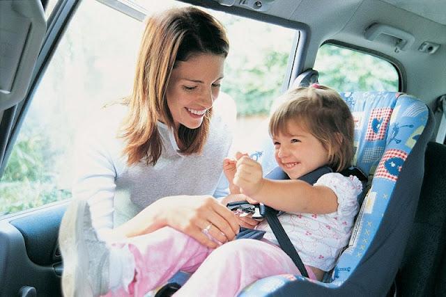 Child seat para crianças em Miami