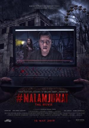 Film #MalamJumat The Movie di Bioskop