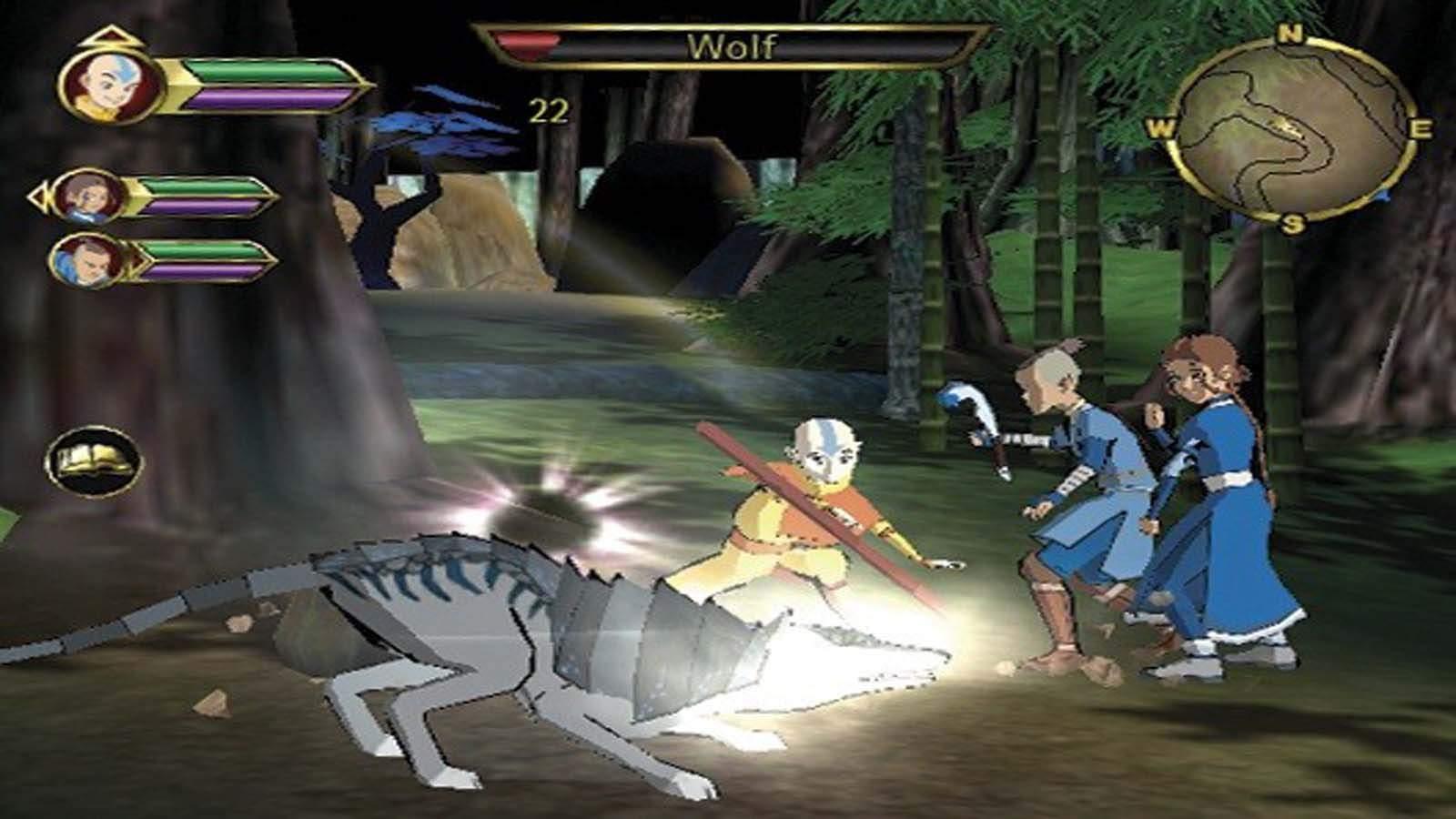 تحميل لعبة Avatar The Last Airbender مضغوطة برابط واحد مباشر + تورنت كاملة مجانا