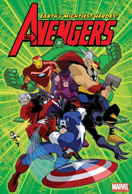 The Avengers: Earth's Mightiest Heroes Poster