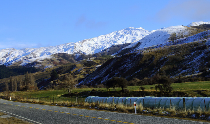 8 Things You Have to Do in New Zealand - Experience a bluebird day
