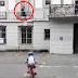 Suposto fantasma aparece enquanto mãe filma seu filho