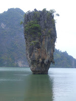 Why is James Bond Island a Famous Tourist Attraction