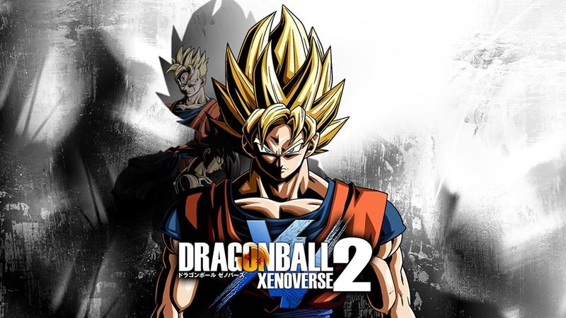 Dragon Ball Xenoverse 2 Free Download Poster