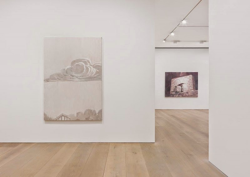 Luc Tuymans at David Zwirner