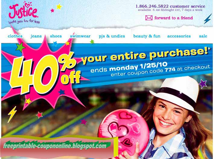 Use these Justice coupon codes to find the best deals on stylish and age-appropriate girls clothing. Click on the Groupon Coupons page or sign up for emails to get these deals and more sent straight to .