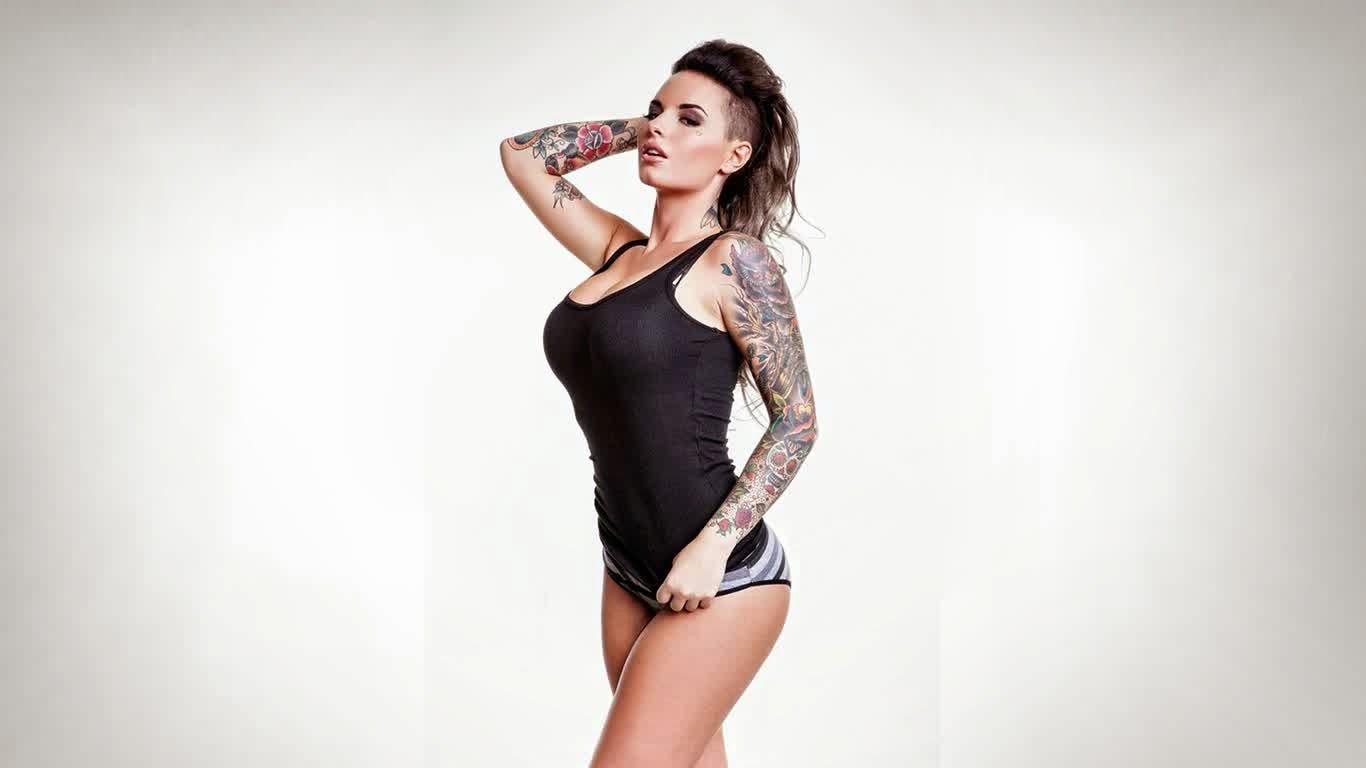 Christy Mack Tattoos Hd Wall Wallpapers