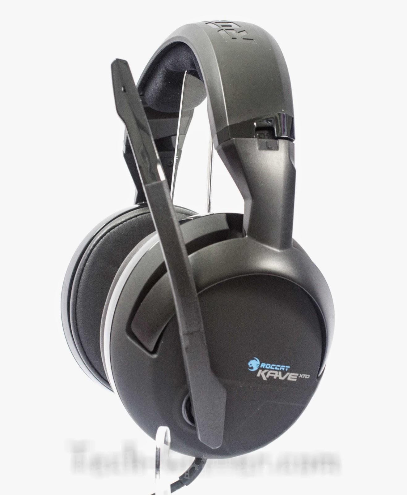 Unboxing & Review: Roccat Kave XTD 5.1 Digital Surround Sound Headset 66