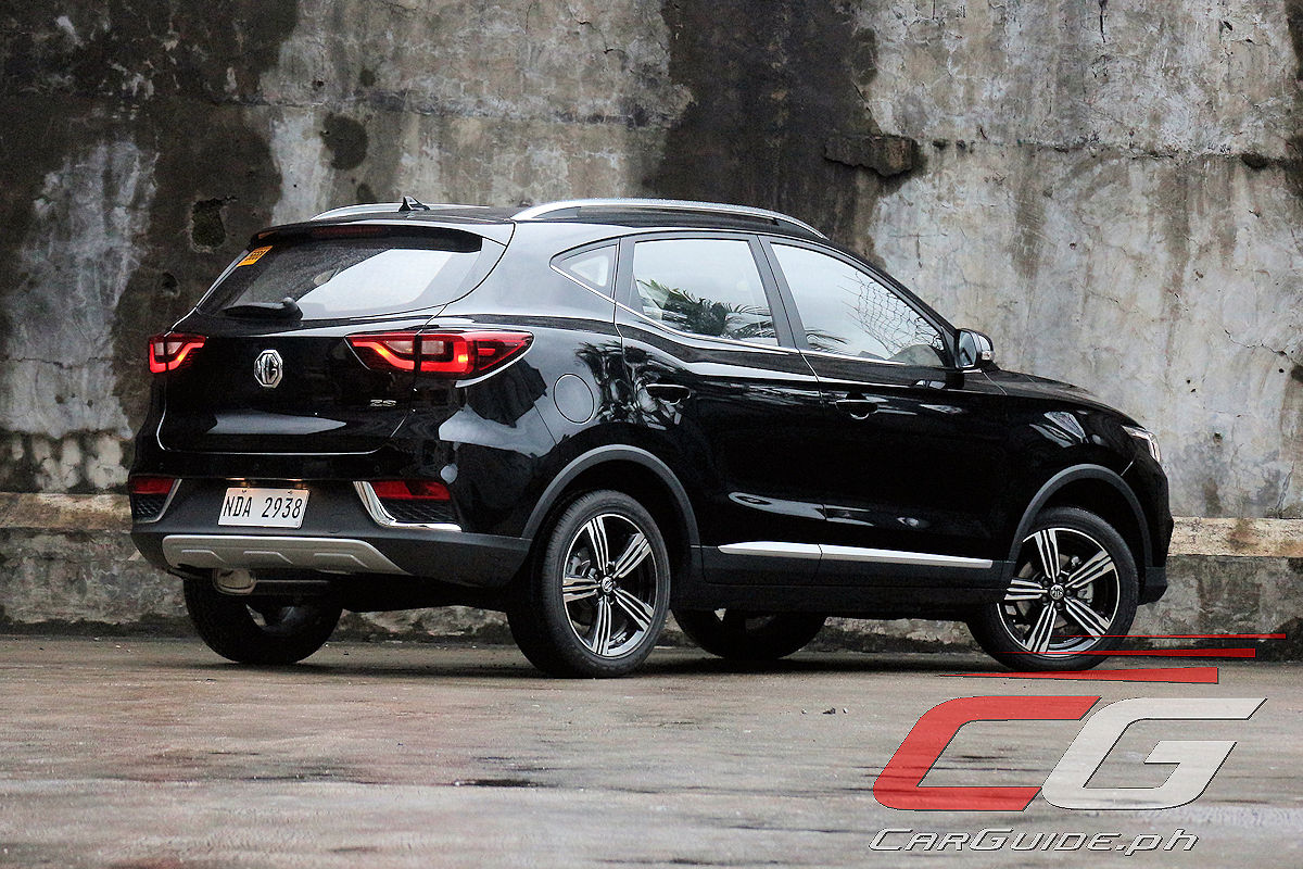 Review 2019 Mg Zs 1 5 Alpha Philippine Car News Car Reviews