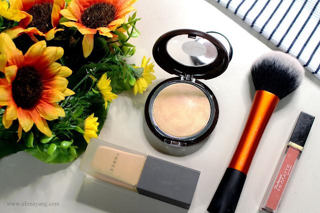 review-bedak-padat-compact-powder-zidya-klinik-pratama-kecantikan-AC-gold