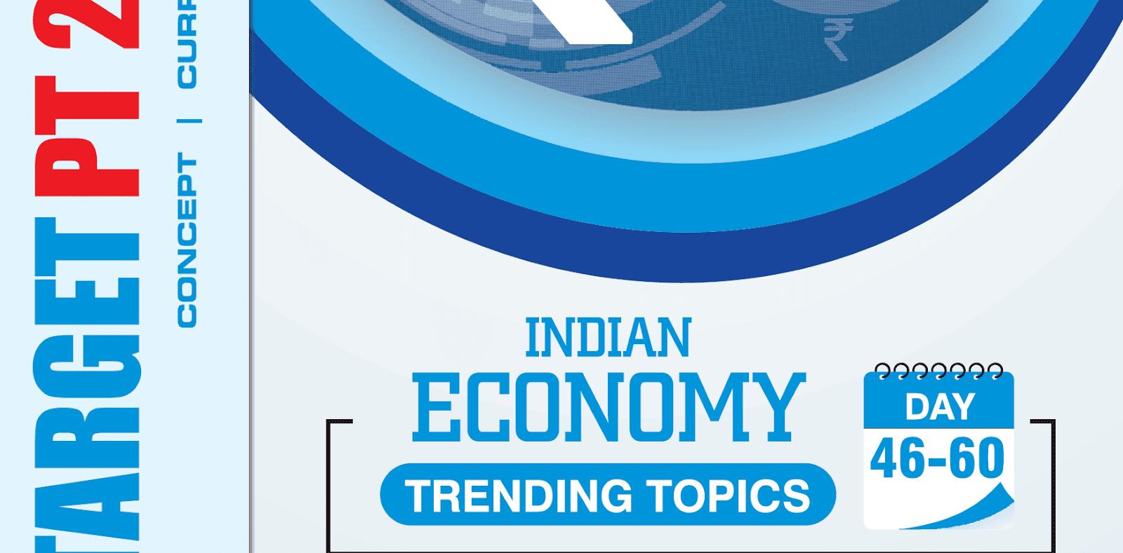 GS Score Economy Trending Topics UPSC IAS Target 2020