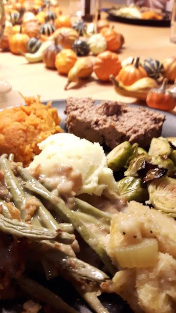Thanksgiving und Urlaub in Bayern beim König…