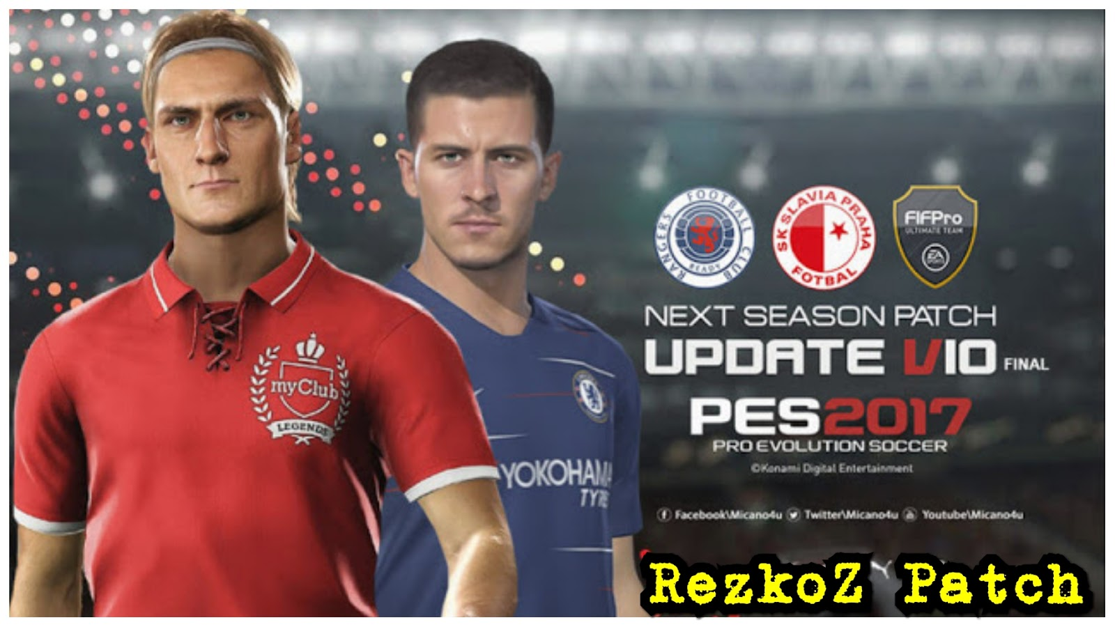 🏷 Download update transfer 2019 pes 2017 | Download Option File
