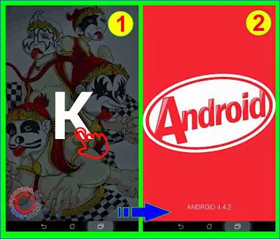 Rahasia dibalik logo setiap versi android