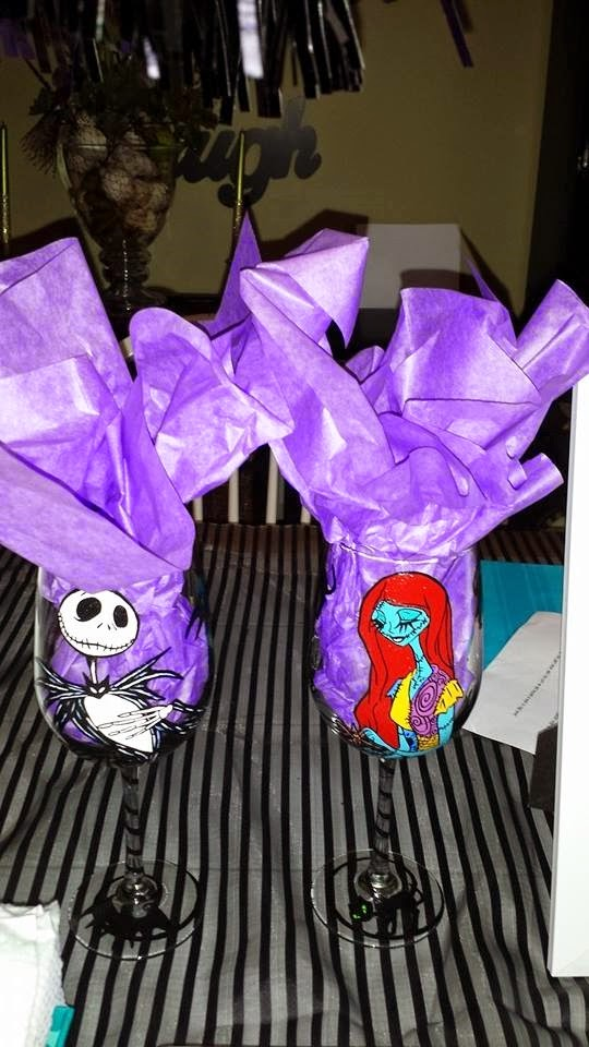 The Nightmare Before Christmas Baby Shower - nightmare before christmas baby shower decorations