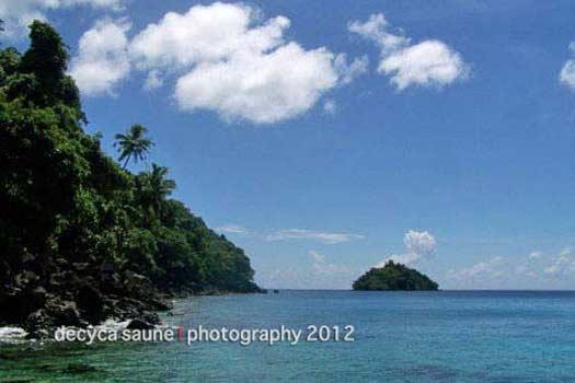 teluk pulau rubiah sabang